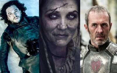 Ako veľmi sa knihy Georgea R. R. Martina líšia od Game of Thrones? Mnohé postavy nezomreli a niektoré udalosti sa pôvodne ani vôbec nestali