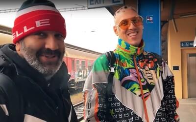 Ako vyzerá backstage DMS a prečo Separ so Smartom išli na koncert vlakom?