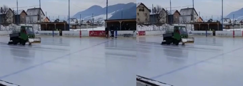 Ako vyzerá hokejové Winter Classic na Slovensku? Chalani z Heľpy by ti o tom vedeli porozprávať