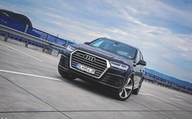 Ako vyzerá nové Audi Q7 vyrábané na Slovensku zblízka? Namierené to má vysoko! (Prvé dojmy)