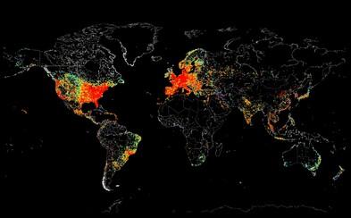 Ako vyzerá pohľad na svet a zároveň aj na všetky zariadenia pripojené na internet?