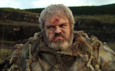 Ako vyzerá scenár Hodora z Game of Thrones? Herec Kristian Nairn sa s ním podelil na Twitteri