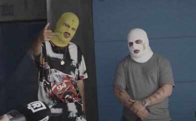 Ako vyzerá slovenský rapový videoklip za 15-tisíc eur? Helikoptéra a homáre nie sú všetko