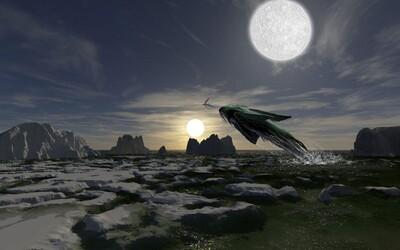 Ako vyzerá život na iných planétach? Dokumentárne sci-fi na Netflixe ukazuje divoké predstavy založené na vedeckých poznatkoch