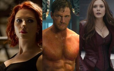 Ako vyzerajú Avengers po tom, čo zhodia svoje kostýmy? Prezrite si svojich obľúbencov na lákavých fotografiách