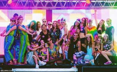Ako vyzerala prvá festivalová módna prehliadka Fashion LIVE! na Grape?