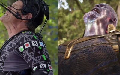 Ako vyzeralo Avengers: Infinity War pred a po pridaní CGI? Počítačové efekty tvoria až 97% filmu!