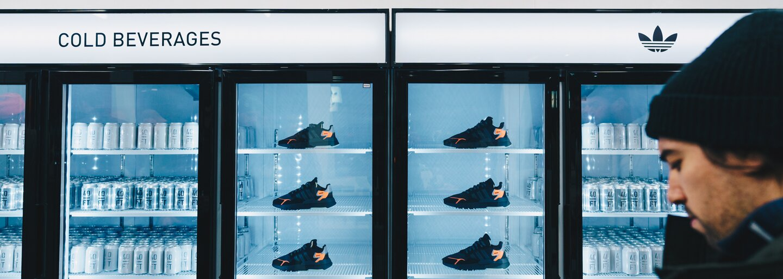 Jak vypadalo představení nového modelu adidas Nite Jogger v Londýně?