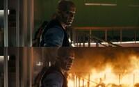 Ako vyzeralo Suicide Squad pred a po pridaní počítačových efektov?