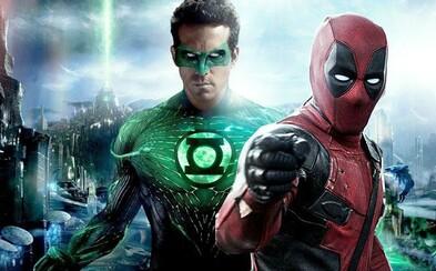 Ako vznikal Deadpool, prečo Reynolds kývol na ponuku natočiť otrasného Green Lanterna a Deadpoola v X-Men: Origins?