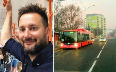 Ako zlé sú dopravné obmedzenia v Bratislave? Porovnali sme auto a MHD zadarmo