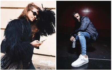 Ako zvládajú po módnej stránke príchod jari známe osobnosti zo Slovenskej a Českej republiky?