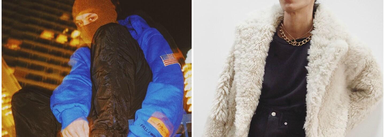Jak zvládli po módní stránce přechod z tepla do zimy Yzomandias, Dalyb nebo NobodyListen?