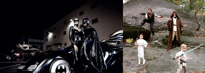 Ako zvládli známe osobnosti Halloween a kto z nich mal najlepší kostým?