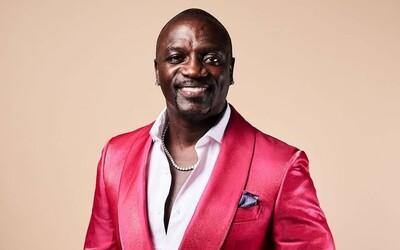 Akon bude mít vlastní město v Africe, pojmenoval jej Akon City