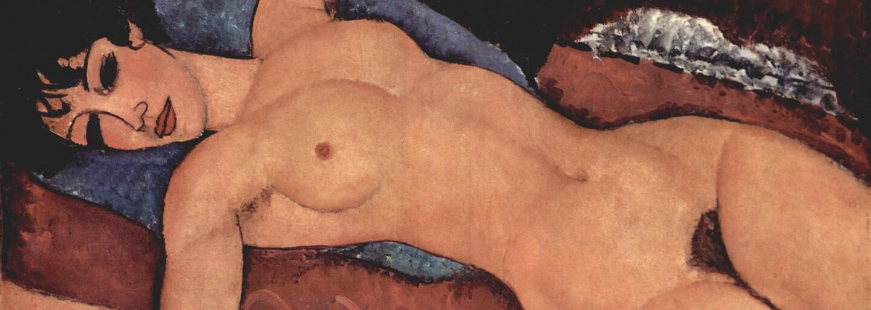 Akt italského malíře Modiglianiho se v aukci vydražil za 170 milionů dolarů