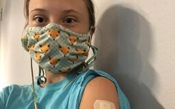 Aktivistka Greta Thunberg dostala prvú dávku vakcíny proti koronavírusu. Neváhajte, očkovanie zachraňuje životy, odkazuje