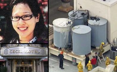 Aktivní účet na sociálních sítích, chybějící záznamy z výtahu, tělo nalezené v nádrži hotelu. Toto je záhadná smrt Elisy Lam