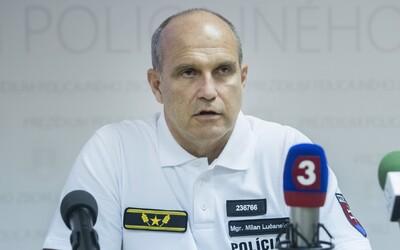 Aktualizované: Milan Lučanský sa vzdáva funkcie policajného prezidenta