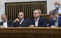 Aktualizované: Najviac nakazených v parlamente majú kotlebovci
