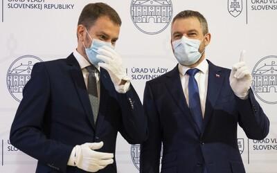 Aktualizované: Nie vírus destabilizuje krajinu, ale Matovič, tvrdí Peter Pellegrini. Premiérovi podľa neho chýba zdravý rozum