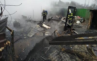 Aktualizované: Pri požiari v Košiciach zomreli tri deti. Polícia už zadržala podozrivého