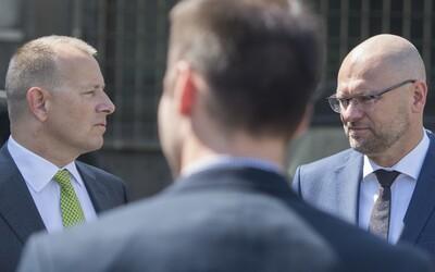 Aktualizované: Sulíkova strana SaS vyzýva Borisa Kollára, aby odstúpil z funkcie predsedu parlamentu