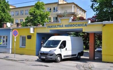Aktualizované: U hospitalizovanej ženy v Trnave nepotvrdili prítomnosť koronavírusu