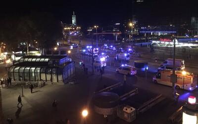 Aktualizované: Vo Viedni došlo k teroristickému útoku, hlásia viacerých mŕtvych a ťažko zranených