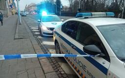 Aktualizováno: Policie v Brně pátrá po ozbrojeném muži. Měl vystřelit ze střelné zbraně