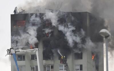 AKTUALIZOVÁNO: Při explozi v Prešově zahynulo minimálně pět lidí, zraněných stále přibývá