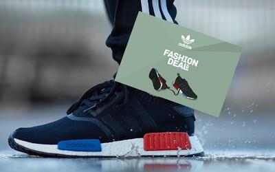 Aktuálna vychytávka NMD z dielne adidas Originals bude súčasťou FASHION DEALã
