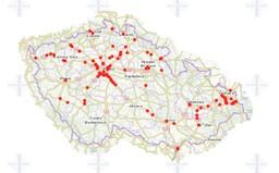 Aktuální sjízdnost silnic: Podívej se, kde se dnes zdržíš v koloně kvůli sněhové nadílce