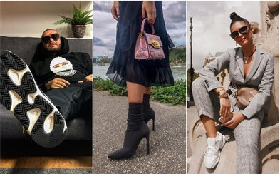 Akú obuv volia slovenskí influenceri a influencerky na začiatku jesene?