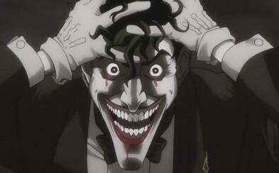 Aký bonusový materiál nám ponúkne animák Batman: The Killing Joke prostredníctvom špeciálnych edícií Blu-ray a DVD?