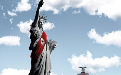 Aký bude osud nacistickej sci-fi Ameriky? Výbušný trailer pre finále The Man in the High Castle ukazuje pád Sochy slobody