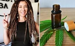 Aký je rozdiel medzi marihuanou a CBD? Ďuriš Nicholsonová sa snaží vzdelávať Slovákov