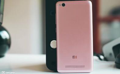 Aký je smartfón, ktorý nestojí ani 150 eur? Xiaomi Redmi 4A vie nadchnúť aj náročnejšieho zákazníka (Recenzia)