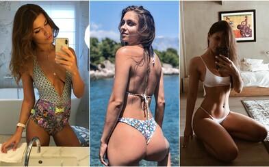 Jakými plavkami v létě překvapily známé Češky a Slovenky? Plážové outfity vynikly zejména díky jejich sexy tělům