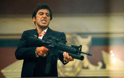 Al Pacino: Krstný otec, Tony Montana a v neposlednom rade aj čestný slepec