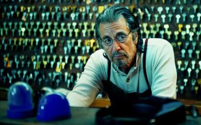 Al Pacino sa na staré kolená učí opäť milovať v dráme Manglehorn