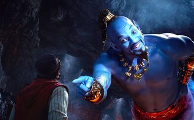 Aladin s Willem Smithem a režisérem Krále Artuše nás okouzlí už tento čtvrtek. Proč bys měl zajít do kina?