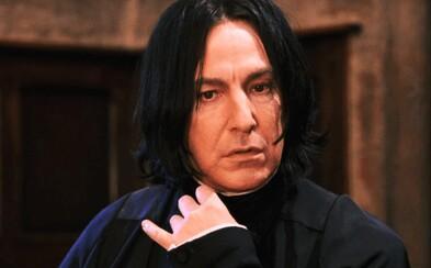 Alan Rickman si až do smrti psal deníky, popisuje i natáčení Harryho Pottera. Jeho zápisky vyjdou v knižní podobě