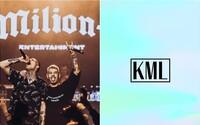 Album KML od Milion+ vychází 30. listopadu. Hostuje Orion i Separ
