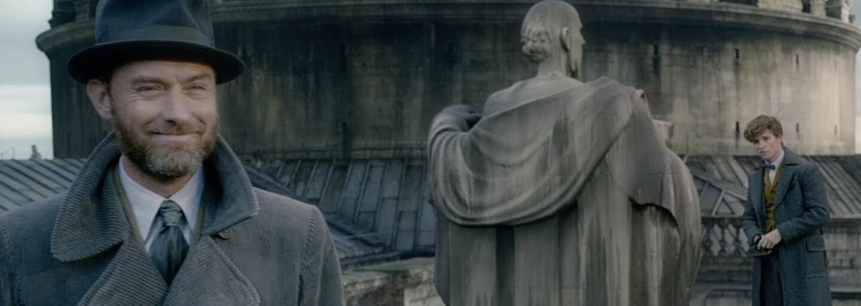 Albus Dumbledore s Grindelwaldom vo Fantastických zveroch 2 nebude bojovať, pretože ho miluje. Uvidíme medzi nimi vášnivé scény?