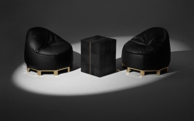Alexander Wang prekvapuje naozaj vydareným dizajnom nábytku