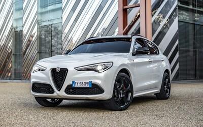 Alfa Romeo oprášilo slavné označení Ti. Pyšnit se jím nově může Stelvio s výkonem 280 koní