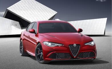 Alfa Romeo ožíva. Toto je nový ambiciózny model Giulia, ktorý má s 510-koňmi na muške BMW M3!