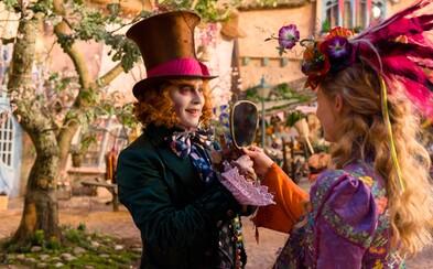 Alice prezentuje nový trailer k jej nadchádzajúcemu filmu