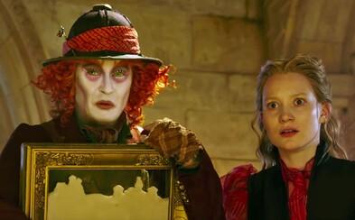 Alice sa vracia za starými priateľmi a zažíva nové dobrodružstvo v pokračovaní dobrodružnej rozprávky